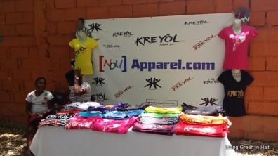 Kreyol Nou Ye shirts